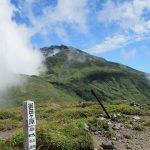 鳥海山に行ってきました。